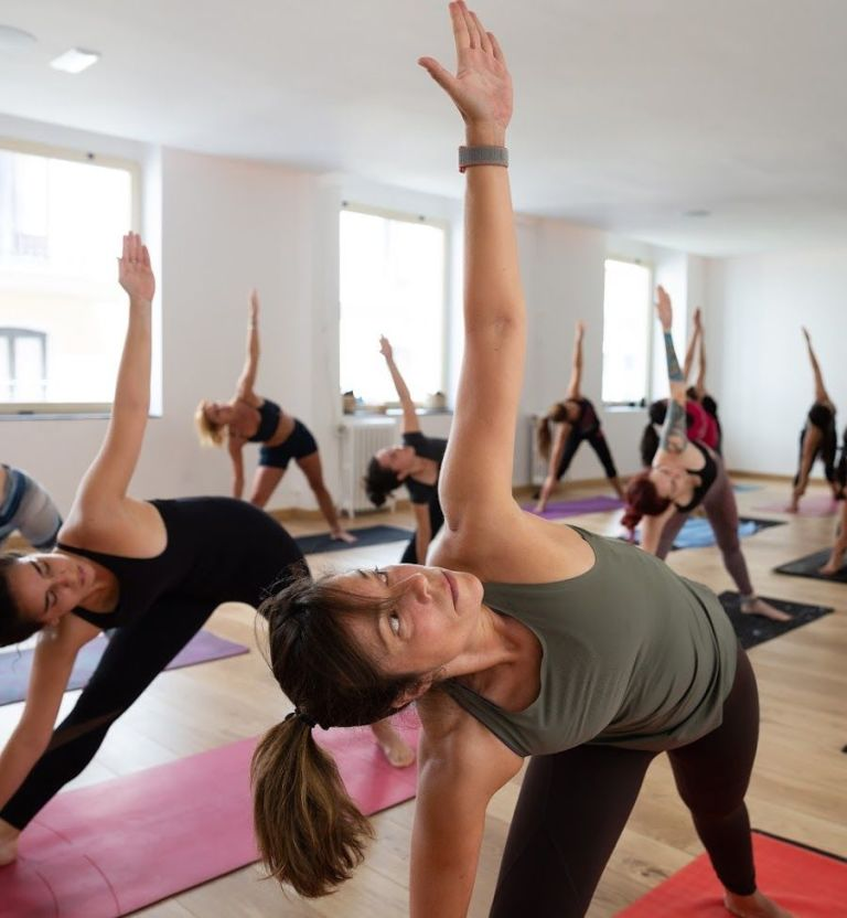 Work Out At Numen Yoga Estudio And 162 Other Gyms And Studios In Madrid